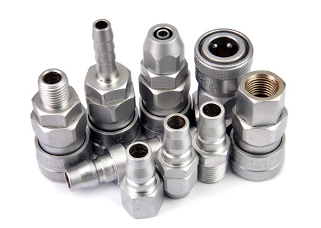 fittings, adapters, and couplings